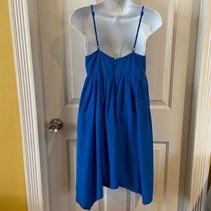 Jack by BB Dakota Dresses - Jack by BB Dakota Beth Cutout Dress - Blue Sz S